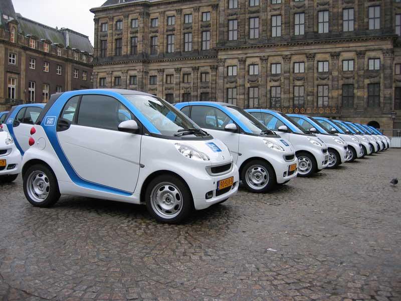 car2go in amsterdam ganz smart und elektrisch auto diva autoblog. Black Bedroom Furniture Sets. Home Design Ideas