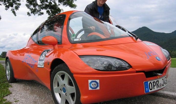 e-miglia – Tag 2 der Elektroauto-Rallye (Begeisterung für Esel) 5