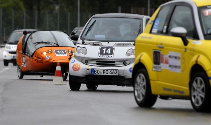 Nummer 14 – der Pre-Rallye-Tag e-miglia 14