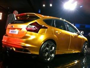 Ford Focus ST und Stephen Odell Interview