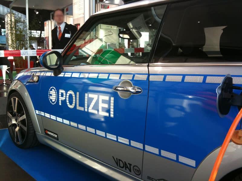 Polizei E-MINI