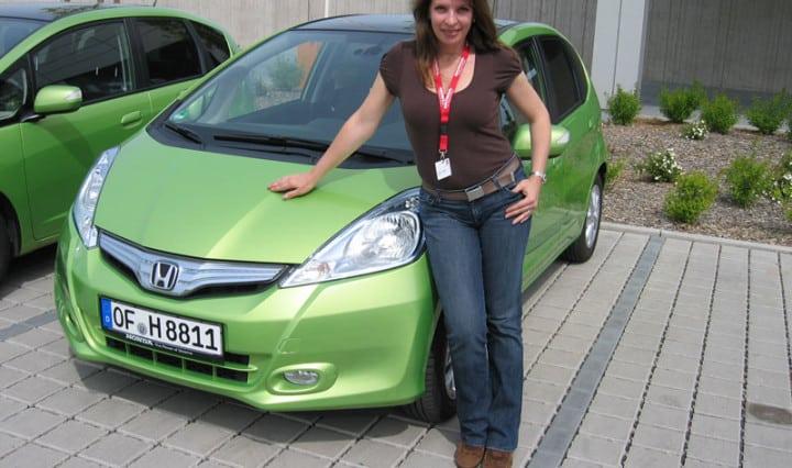 Türchen 17 - Erklärvideo zum Honda Jazz Hybrid 3
