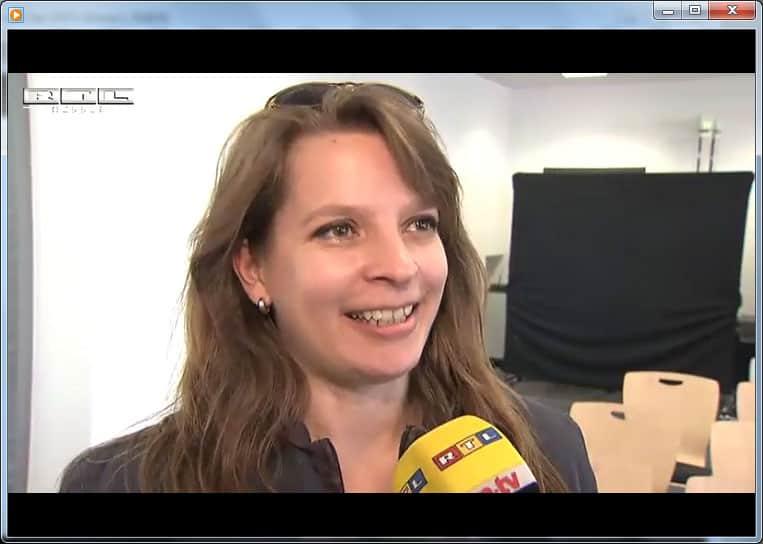 RTL Interview ASIMO