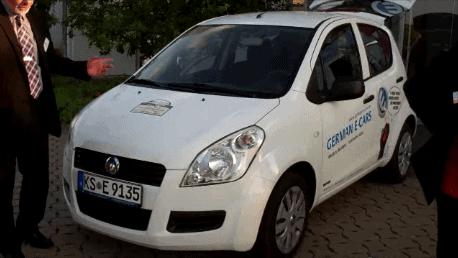 Türchen 9 - das Umbau-Elektro-Auto erklärt 1