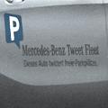 Autos von Daimler twittern freie Parkplätze (1 Tag, 1 Stadt) 1