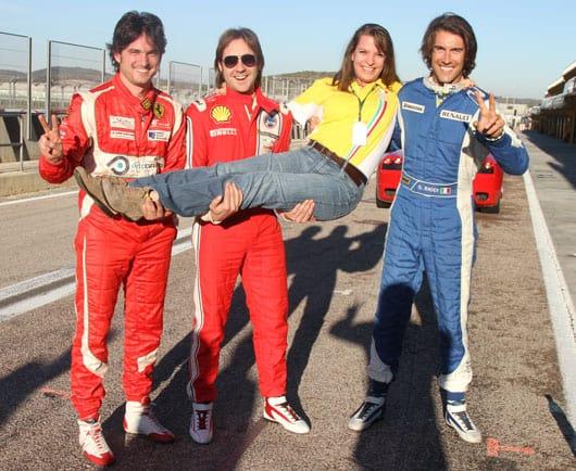 Racing mit Kaspersky Ferrari - schnell und sicher will gekonnt sein 3