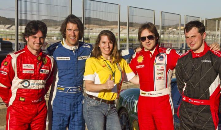 Racing mit Kaspersky Ferrari - schnell und sicher will gekonnt sein 6