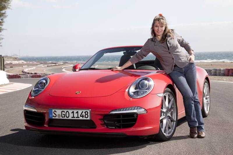Porsche 911 Cabrio 2012