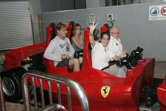 Ferrari World in Abu Dhabi 1