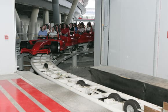Ferrari World in Abu Dhabi 7