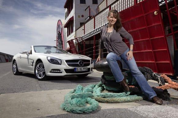 Mercedes-Benz SL 500 - gemütliches Schoßhündchen oder agile Dogge? 2