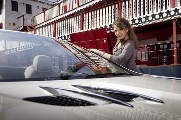 Mercedes-Benz SL 500 - gemütliches Schoßhündchen oder agile Dogge? 3