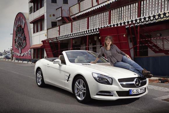 Mercedes-Benz SL 500 - gemütliches Schoßhündchen oder agile Dogge? 4
