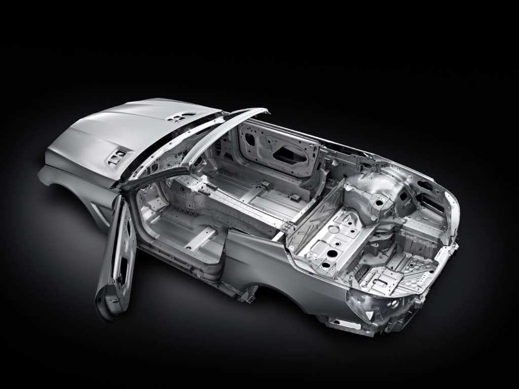 Expertengespräch: der nackte SL 500 und was die Karosserie ausmacht 7