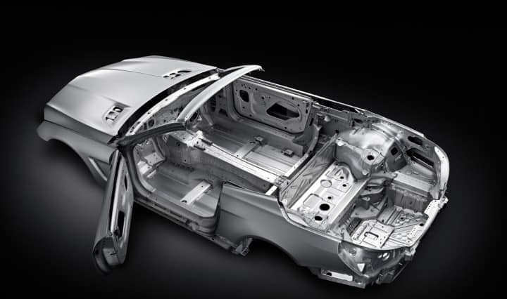 Expertengespräch: der nackte SL 500 und was die Karosserie ausmacht 6