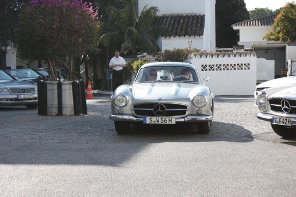 Ein Wagen, der mich sprachlos macht: Mercedes 300 SL Flügeltürer 4