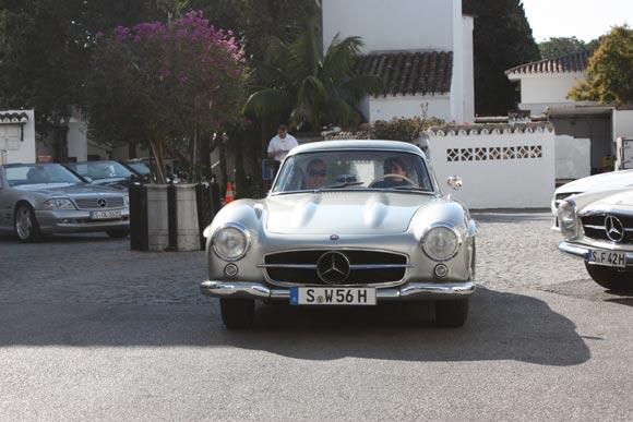 Ein Wagen, der mich sprachlos macht: Mercedes 300 SL Flügeltürer 5