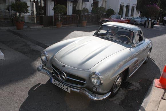 Ein Wagen, der mich sprachlos macht: Mercedes 300 SL Flügeltürer 7