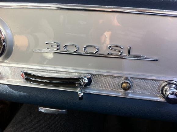 Ein Wagen, der mich sprachlos macht: Mercedes 300 SL Flügeltürer 9