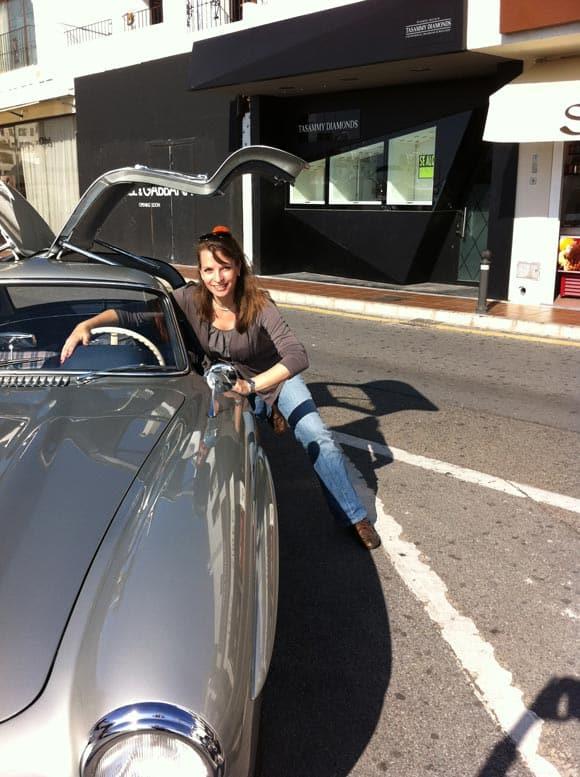 Ein Wagen, der mich sprachlos macht: Mercedes 300 SL Flügeltürer 2