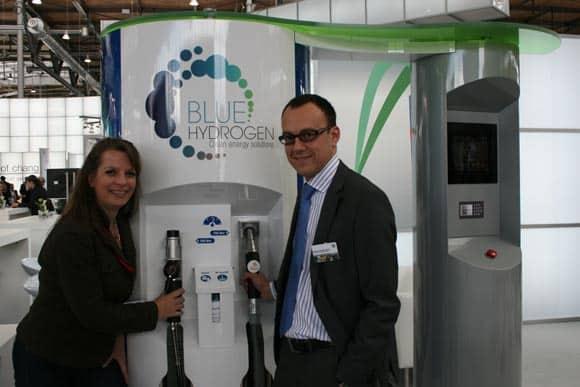 Wasserstoff, DAS Thema auf der Hannover Messe Industrie 5