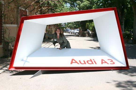 Audi A3 - es ging rund mit den 4 Ringen 9