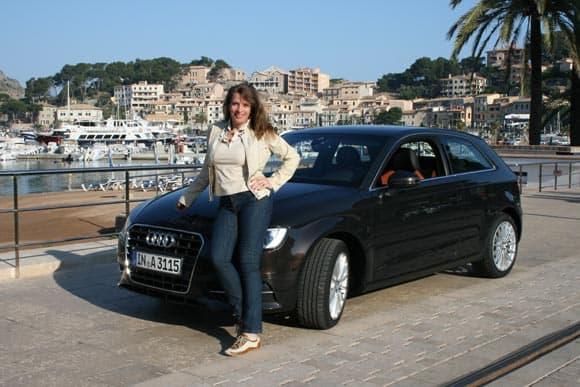 Audi A3 - es ging rund mit den 4 Ringen 2