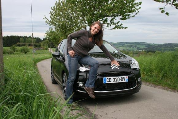 Strahlender Franzose: Citroën im Bloglight Oktober 2012 2