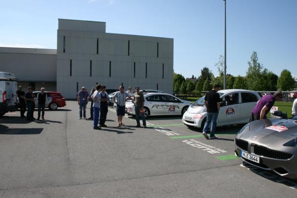 Bodensee Elektrik, Ergebnisse sind nicht alles, der Mitsubishi i-MiEV lief super 4