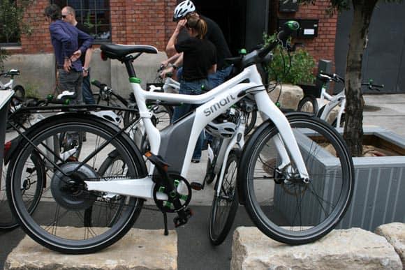 Elektrische Unterstützung beim Fahrradfahren: smart ebike (Pedelec) 3