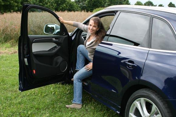 Audi Q5, wie versprochen probegefahren: in S und in Hybrid 11