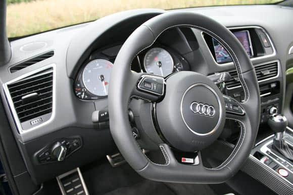 Audi Q5, wie versprochen probegefahren: in S und in Hybrid 10