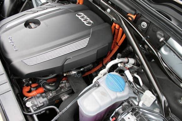 Audi Q5, wie versprochen probegefahren: in S und in Hybrid 4