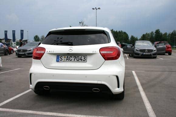 Auto-Diva A-Klasse