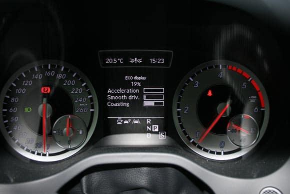 Mercedes-Benz A-Klasse: der gute Tag 3