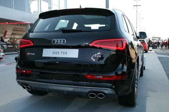 Morgen den Audi Q5 angucken ... in S und in Hybrid? 3
