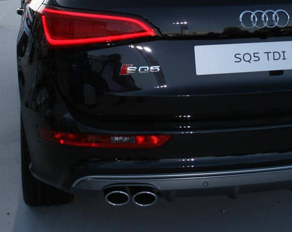 Morgen den Audi Q5 angucken ... in S und in Hybrid? 4