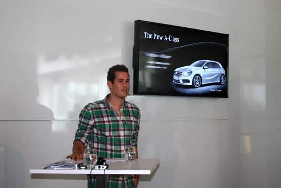 Mercedes-Benz Social Publish - im Video erklärt 14
