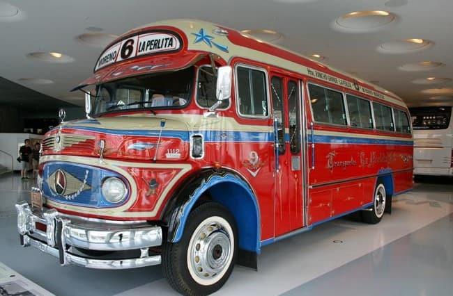Ein Museum im Bloglight - das von Mercedes-Benz 5