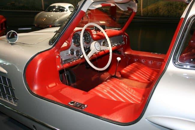 Ein Museum im Bloglight - das von Mercedes-Benz 7