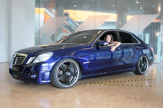 Ein Museum im Bloglight - das von Mercedes-Benz 9