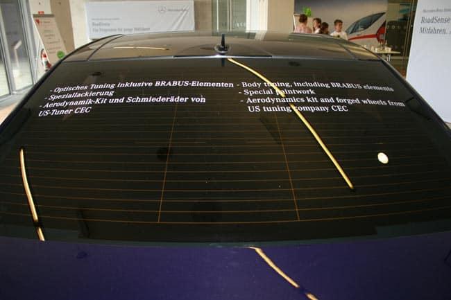 Ein Museum im Bloglight - das von Mercedes-Benz 10