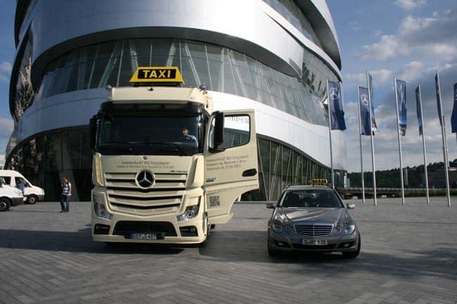 Ein Museum im Bloglight - das von Mercedes-Benz 2