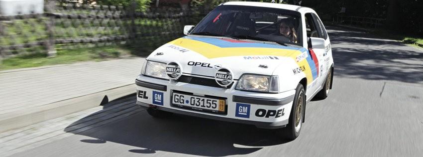Opel hat es geschafft - ins Bloglight November 5