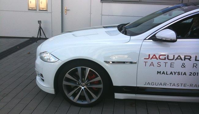 Spaß bei Taste & Race von Jaguar 5