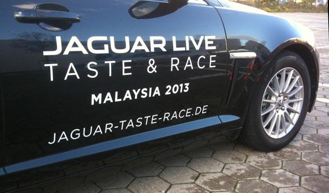 Spaß bei Taste & Race von Jaguar 2
