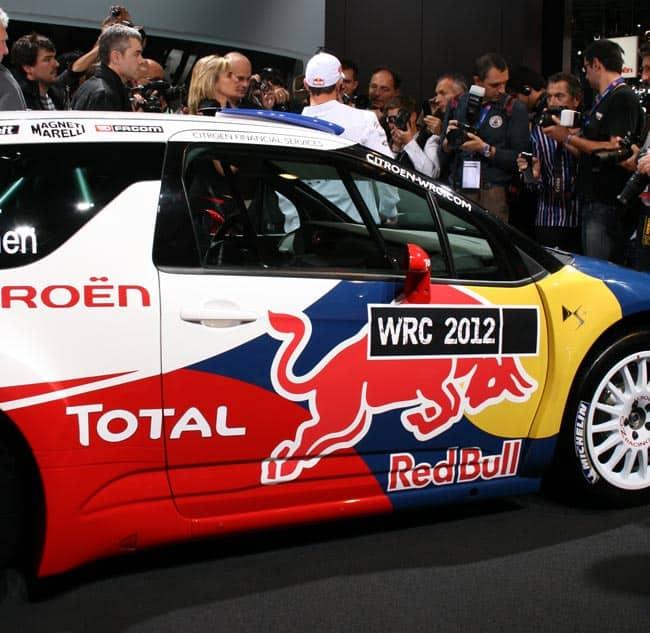 Strahlender Franzose: Citroën im Bloglight Oktober 2012 3