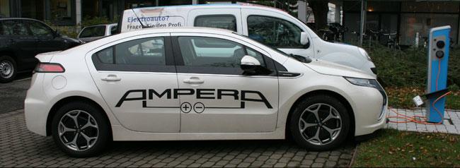Opel hat es geschafft - ins Bloglight November 4