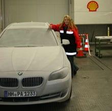 Neuer V-Power Winter-Diesel bis Minus 30 Grad von Shell  1