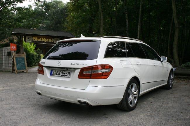 Mercedes-Benz E 300 Hybrid